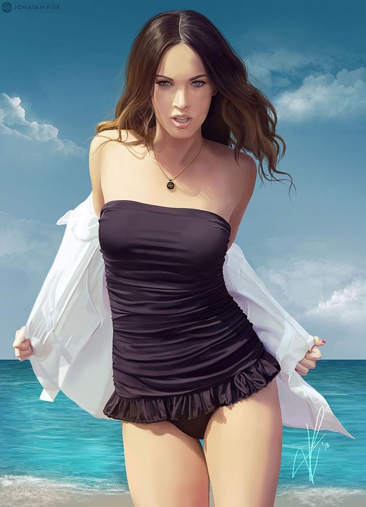 Megan Fox par JonatanFox
